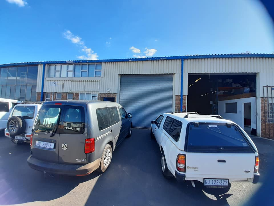 Mini-factory to let in Westmead