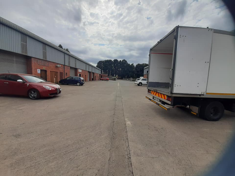 Industrial factory unit available in Bracken Hill, Waterfall